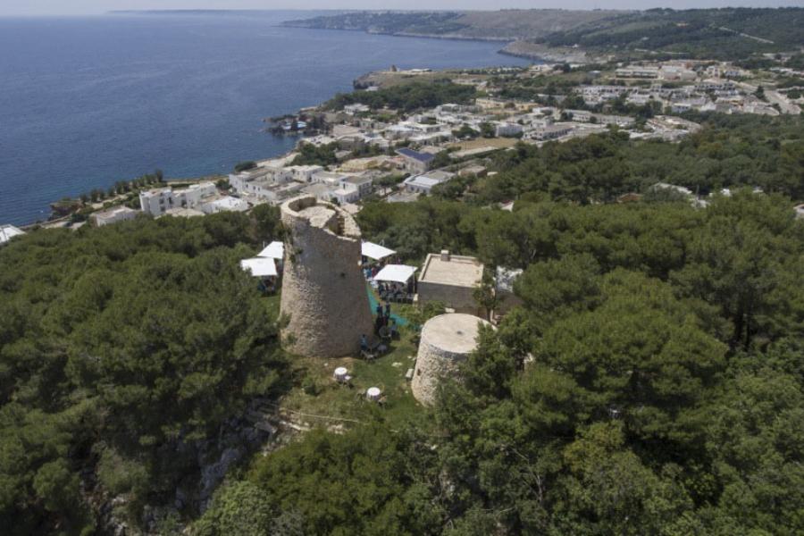 Torre cala dei balcani ristorante con sala per for Ristorante in baita vicino a me